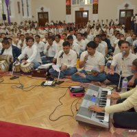Day 4 - 02-06-2015 - Kirtan Aaradhana, UK