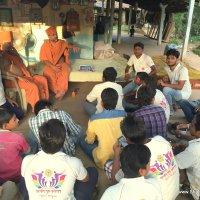 Sabha @ Saint Vicharan at Laljipura - Aug 2015